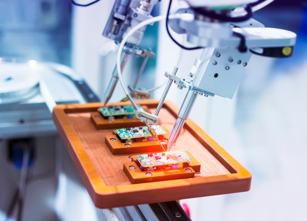 电子产品 制造业 墨西哥