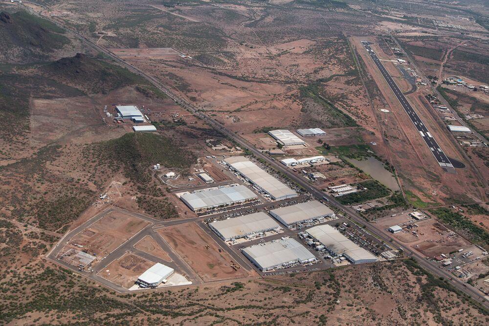 Roca Fuerte: Industrial Park in Guaymas, Sonora Mexico
