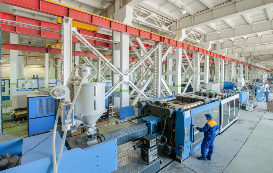 • Querétaro's Plastics Industry Cluster