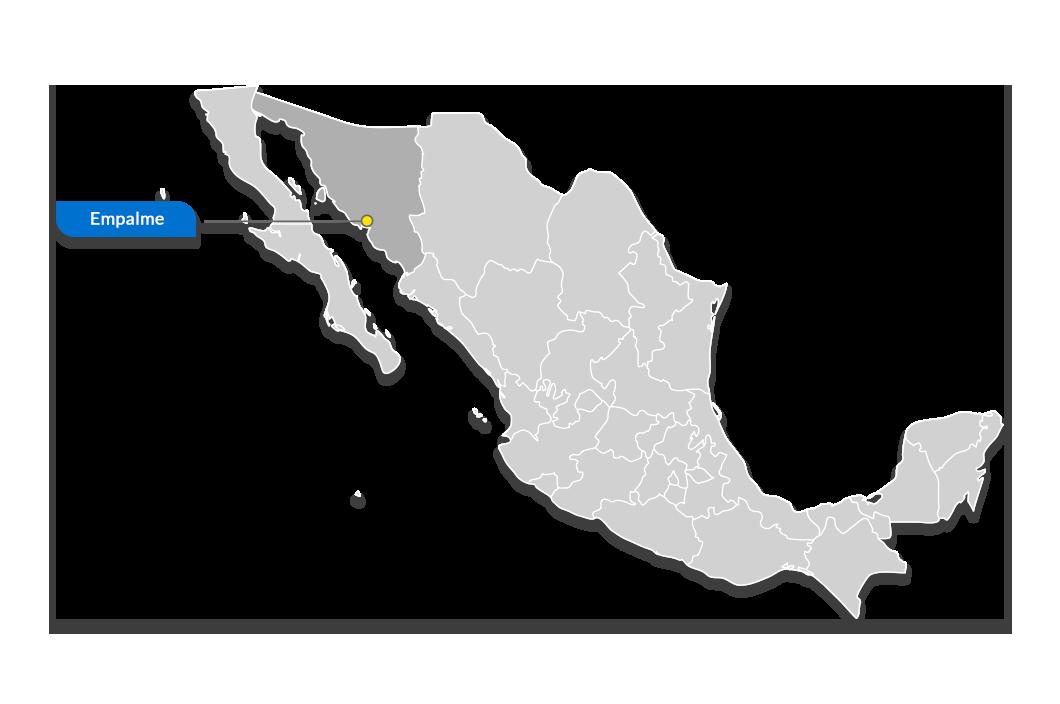 Fertigung in Empalme - Tetakawi