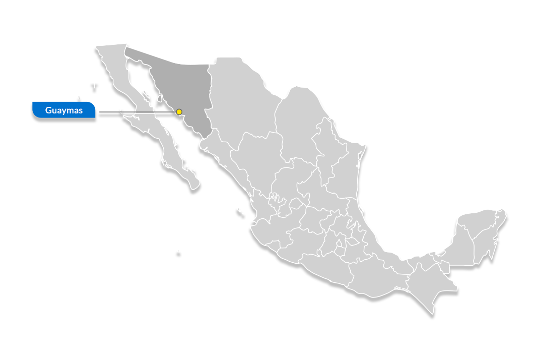 Guaymas, Sonora - Tetakawi