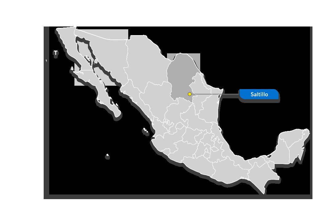 Fertigung in Saltillo – Tetakawi