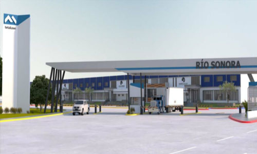 • Tetakawi 计划在索诺拉州埃莫西约开设工业园区