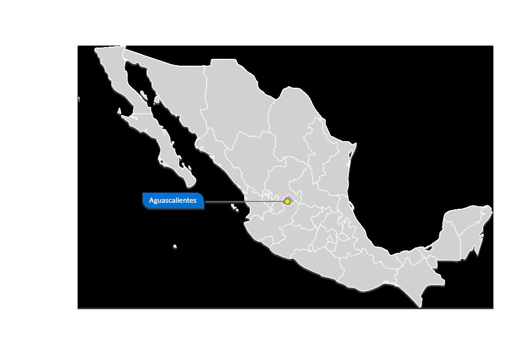 阿瓜斯卡连特斯州 - Tetakawi