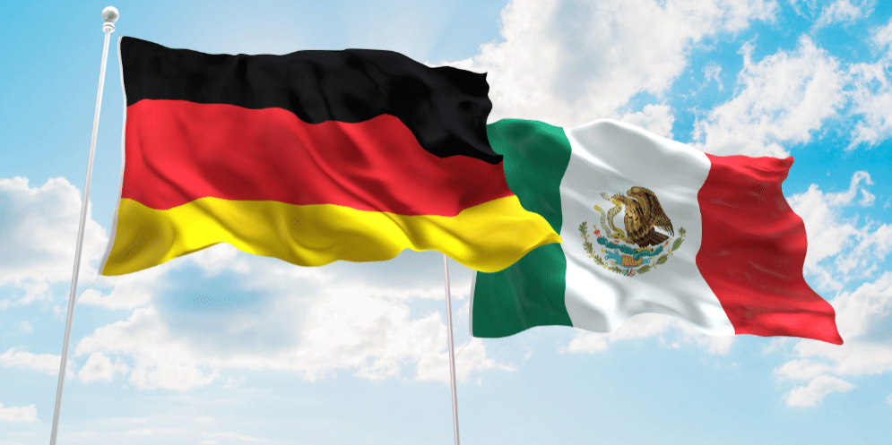 German manufacturing investment in Mexico